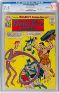 Silver Age (1956-1969):Superhero, Detective Comics #310 (DC, 1962) CGC VF- 7.5 Off-white to whitepages....