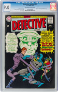 Silver Age (1956-1969):Superhero, Detective Comics #343 (DC, 1965) CGC VF/NM 9.0 Off-white to whitepages....