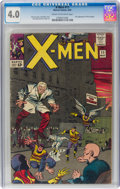 Silver Age (1956-1969):Superhero, X-Men #11 (Marvel, 1965) CGC VG 4.0 Cream to off-white pages....