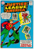 Silver Age (1956-1969):Superhero, Justice League of America #22 (DC, 1963) Condition: FN+....