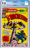 Silver Age (1956-1969):Science Fiction, Blast-Off #1 (Harvey, 1965) CGC NM+ 9.6 Cream to off-whitepages....