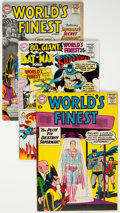 Silver Age (1956-1969):Superhero, World's Finest Comics Group of 10 (DC, 1959-74) Condition: AverageVG+.... (Total: 10 Comic Books)