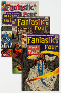 Silver Age (1956-1969):Superhero, Fantastic Four Group of 22 (Marvel, 1965-73) Condition: Average VG.... (Total: 22 )