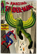 Silver Age (1956-1969):Superhero, The Amazing Spider-Man #48 (Marvel, 1967) Condition: VF-....