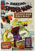 Silver Age (1956-1969):Superhero, The Amazing Spider-Man #24 (Marvel, 1965) Condition: FN....
