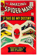 Silver Age (1956-1969):Superhero, The Amazing Spider-Man #31 (Marvel, 1965) Condition: FN....