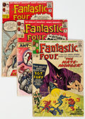 Silver Age (1956-1969):Superhero, Fantastic Four Group of 22 (Marvel, 1963-71) Condition: AverageGD.... (Total: 22 )