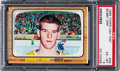 Hockey Cards:Singles (1960-1969), 1966 Topps USA Test Bobby Orr #35 PSA EX-MT 6....