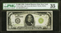 Fr. 2210-B $1,000 1928 Light Green Seal Federal Reserve Note. PMG Choice Very Fine 35