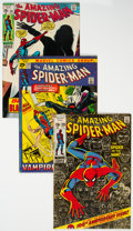 Silver Age (1956-1969):Superhero, The Amazing Spider-Man Group of 36 (Marvel, 1969-72) Condition:Average VG+.... (Total: 36 )