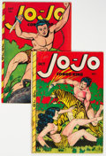 Golden Age (1938-1955):Funny Animal, Jo-Jo Comics #20 and 29 Group (Fox Features Syndicate, 1948-49).... (Total: 2 Comic Books)