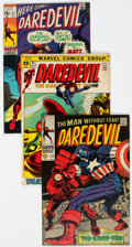 Silver Age (1956-1969):Superhero, Daredevil #28-82 Complete Range Group (Marvel, 1967-71) Condition:Average VG+.... (Total: 55 )