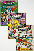 Silver Age (1956-1969):Superhero, Justice League of America Group of 15 (DC, 1962-75) Condition:Average VF.... (Total: 15 Comic Books)