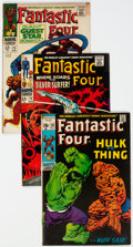 Silver Age (1956-1969):Superhero, Fantastic Four #70-112 Complete Range Group (Marvel, 1968-71)Condition: Average VG+.... (Total: 43 )