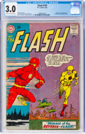 Silver Age (1956-1969):Superhero, The Flash #139 (DC, 1963) CGC GD/VG 3.0 Cream to off-whitepages....