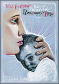 """Movie Posters:Horror, Rosemary's Baby (PolishPoster.com, 2010). Rolled, Very Fine. Polish Commercial Poster (26.75"""" X 38"""") Leszek Zebrowski Artwor..."""