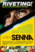 "Movie Posters:Documentary, Senna (Universal, 2010). Rolled, Very Fine+. One Sheet (27"" X 40"") SS. Documentary.. ..."