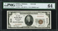 Dothan, AL - $20 1929 Ty. 1 The First NB Ch. # 5249 PMG Choice Uncirculated 64
