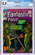 Silver Age (1956-1969):Superhero, Fantastic Four #37 (Marvel, 1965) CGC VF 8.0 White pages....