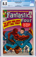 Silver Age (1956-1969):Superhero, Fantastic Four #42 (Marvel, 1965) CGC VF+ 8.5 Off-white to whitepages....