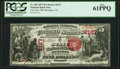 Memphis, TN - $5 1875 Fr. 402 The State NB Ch. # 2127 PCGS New 61PPQ