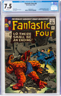 Silver Age (1956-1969):Superhero, Fantastic Four #43 (Marvel, 1965) CGC VF- 7.5 White pages....