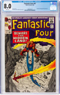 Silver Age (1956-1969):Superhero, Fantastic Four #47 (Marvel, 1966) CGC VF 8.0 White pages....