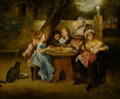 Fine Art - Painting, American, Continental School (19th Century)The Childr...