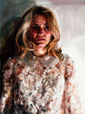 Paintings, Natalie Frank (American, 21st Century). Suzanne. Oil on canvas. 40 x 30 inches (101.6 x 76.2 cm). ...