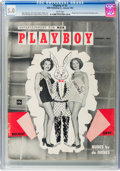 Magazines:Miscellaneous, Playboy #2 (HMH Publishing, 1954) CGC VG/FN 5.0 White pages....