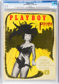 Magazines:Miscellaneous, Playboy #3 (HMH Publishing, 1954) CGC FN- 5.5 White pages....