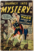 Silver Age (1956-1969):Superhero, Journey Into Mystery #84 (Marvel, 1962) Condition: FR/GD....
