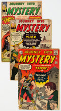 Silver Age (1956-1969):Superhero, Journey Into Mystery/Thor Group of 12 (Marvel, 1962-66).... (Total: 12 Comic Books)