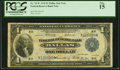 Fr. 741* $1 1918 Federal Reserve Bank Note PCGS Fine 15