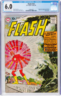 Silver Age (1956-1969):Superhero, The Flash #110 (DC, 1959) CGC FN 6.0 Cream to off-white pages....