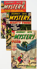 Silver Age (1956-1969):Superhero, Journey Into Mystery #101-105 Group (Marvel, 1964) Condition:Averages VG/FN.... (Total: 5 Comic Books)