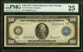 Fr. 1110 $100 1914 Federal Reserve Note PMG Very Fine 25
