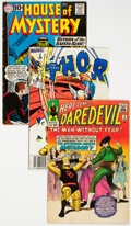 Silver Age (1956-1969):Superhero, DC/Marvel Silver to Modern Age Group of 15 (DC/Marvel, 1962-83)Condition: Average GD/VG.... (Total: 15 )