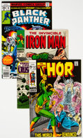 Silver Age (1956-1969):Superhero, Marvel Silver to Bronze Age Group of 15 (Marvel, 1968-78)Condition: Average VF.... (Total: 15 )