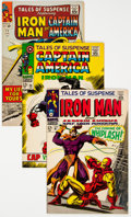 Silver Age (1956-1969):Superhero, Tales of Suspense Group of 11 (Marvel, 1966-68) Condition: AverageVF.... (Total: 11 )