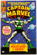 Silver Age (1956-1969):Superhero, Captain Marvel #1 (Marvel, 1968) Condition: FN....