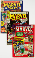 Silver Age (1956-1969):Superhero, Marvel Tales Group of 44 (Marvel, 1966-74) Condition: AverageFN/VF.... (Total: 44 )