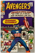 Silver Age (1956-1969):Superhero, The Avengers #16 (Marvel, 1965) Condition: FN+....