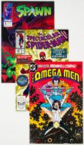 Bronze Age (1970-1979):Miscellaneous, Bronze to Modern Age Comics Group of 88 (Various Publishers, 1970s-90s) Condition: Average NM-.... (Total: 88 )