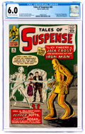 Silver Age (1956-1969):Superhero, Tales of Suspense #45 (Marvel, 1963) CGC FN 6.0 Off-white to white pages....