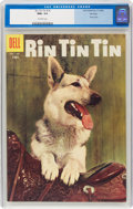 Silver Age (1956-1969):Adventure, Rin Tin Tin #16 File Copy (Dell, 1956) CGC NM+ 9.6 Off-white pages....