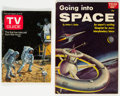 Magazines:Science-Fiction, Going Into Space and TV Guide Group of 2 (Various Publishers, 1969)Condition: Average VG+.... (Total: 2 Items)