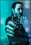 "Movie Posters:Action, John Wick (Lions Gate, 2014). Rolled, Very Fine. One Sheet (27"" X 39.5"") DS Advance. Action.. ..."