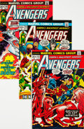 Silver Age (1956-1969):Superhero, The Avengers Group of 14 (Marvel, 1973-76) Condition: AverageVF.... (Total: 14 )