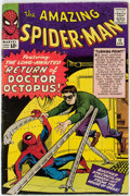 Silver Age (1956-1969):Superhero, The Amazing Spider-Man #11 (Marvel, 1964) Condition: Apparent VG-....